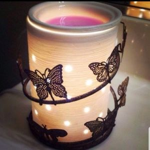 Scentsy Other - NEW Scentsy Butterfly Warmer Wrap